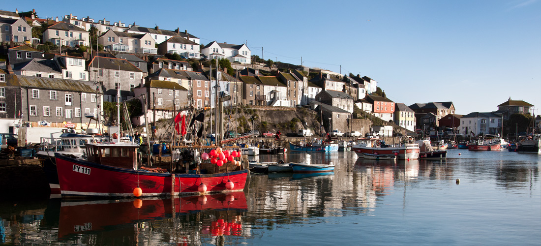 Discover the South Cornish Coast